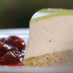 Raymond Blanc gooseberry cheesecake recipe on Kew on a Plate