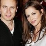 Cheryl and Gary Barlow Duet