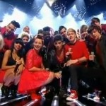 X Factor Results Show: Final 14 Excelled in Their Rendition of Telephone by Lady Gaga and Beyonce