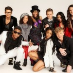 The X Factor USA Top 17: Intensity light up the stage with Footloose and The Clapping Song
