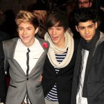 One Direction visit Scotland For Christmas Period Gig