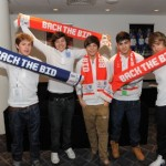 The X Factor: One Direction Backs World Cup Bid