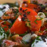 Raymond Blanc Heritage tomato and mozzarella salad recipe on Kew on a Plate
