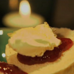 Phil Vickery clotted cream scones recipe for  Mother's Day feast on This Morning