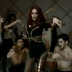 Cheryl Cole On Tour With Black Eye Peas