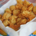 Rachel Khoo Malaysian Wantan recipe on A Cook Abroad