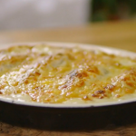 Raymond Blanc Chicory gratin recipe on  Kew on a Plate
