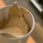 Nigella Lawson  coffee ice cream recipe on Saturday Kitchen