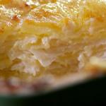 Tom Kerridge turnip gratin recipe on Food and Drink