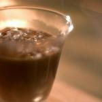 Nigella Lawson liquorice pudding recipe on Saturday Kitchen