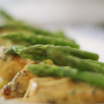 Mary Berry Chicken with asparagus recipe on Mary Berry's Absolute Favourites