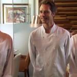 Sixtyone Restaurant plays host to Celebrity Masterchef 2015  as Chesney, Sheree and Sarah try to impress in the kitchen