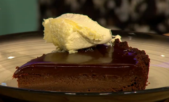 Simon Rimmer's Chocolate Fudge Pudding Recipe — Dishmaps