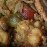 Rick Stein jambalaya chicken and rice recipe on Saturday Kitchen