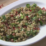 Rick Stein freekeh salad recipe on Rick Stein: From Venice to Istanbul