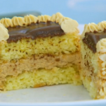 Mary Berry mokatines recipe on The Great British Bake Off