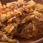 Rick Stein Turkish kapuska cabbage stew recipe on Rick Stein: From Venice to Istanbul