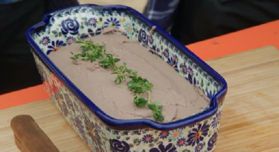 Chicken liver pate recipe on The Hairy Bikers' Northern Exposure ...