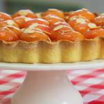 Mary Berry Bake Off Masterclass Apricot frangipane tart recipe
