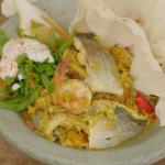 Jamie Oliver curried fish stew recipe on Jamie's Super Food