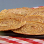 Paul Hollywood arlettes biscuits recipe on Bake Off Masterclass