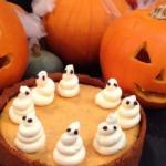 John Whaite pumpkin and ginger cheesecake recipe on Lorraine