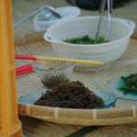Jamie Oliver seaweed tempura recipe on Jamie's Super Food