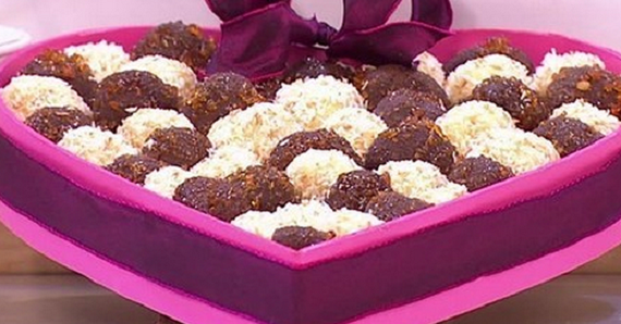 John Whaite Chocolate Truffles Recipe On Lorraine Tv Foods