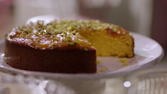 Lemon And Almond Cake Nigella