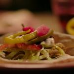 Nigella Lawson chicken shawarma recipe on Simply Nigella
