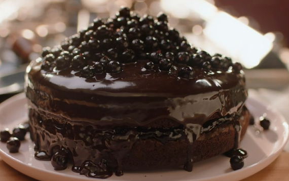 Nigella Lawson Licorice Chocolate Cake Recipe