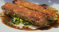 Brian Turner served up a tasty twice cooked pork belly dish, using Hertfordshire pork with cabbage for Michael Buerk on My Life on a Plate. Brian designed his recipe to...