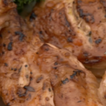 The Hairy Bikers citrus-crusted chicken breasts recipe on Saturday Kitchen