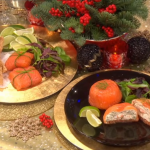 John Whaite salmon parcels with prawns recipe for Christmas Day lunch starter on Lorraine