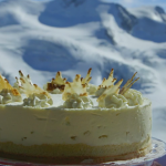 Norbert's Austrian glacier Christmas cake recipe on Home Comforts at Christmas