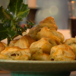 Nigel Slater Stilton puffs recipe on Saturday Kitchen