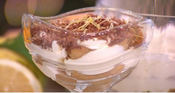 Tiramisu Cake Recipe Jamie Oliver: Gennaro's Christmas Tiramisu Recipe On This Morning