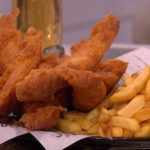 Phil Vickery tartare sauce recipe and chip shop curry sauce recipe on This Morning