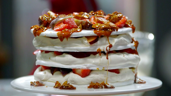 James Martin Meringue Recipe Saturday Kitchen