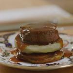 Annie Grey filet mignons lili recipe on James Martin: Home Comforts