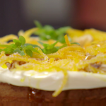 James Martin orange and rapeseed oil cake recipe on James Martin: Home Comforts