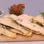 Phil Vickery quesadilla recipe for Mexican  Monday on This Morning