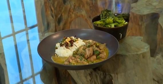 Braised Thai Green Goat Curry Recipes — Dishmaps