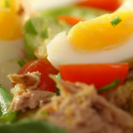 Mary Berry Saturday Lunch Tuna salad recipe on Mary Berry's Foolproof Cooking