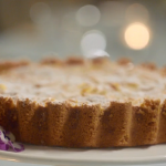 Mary Berry's apple frangipane tart recipe on Mary Berry's Easter Feast