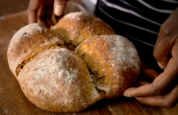 Lorraine Pascale Soda Bread Recipe On Saturday Kitchen The Talent Zone