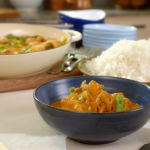 Mary Berry Thai chicken curry recipe on Mary Berry's Foolproof Cooking