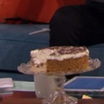 Phil Vickery ginger nut cheesecake recipe on This Morning