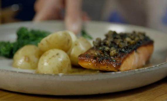 James Martin Fish Cakes Home Comforts
