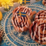 John Whaite Eurovision Swedish cinnamon swirl buns recipe on Lorraine